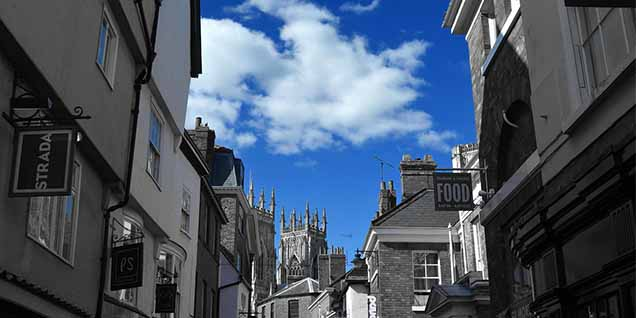 what to do and where to stay in York