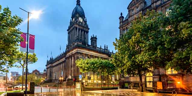 Where to live when you're studying in Leeds