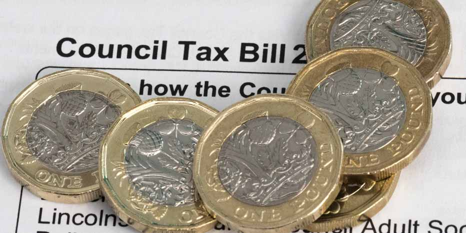 Who is eligible for a council tax exemption or discount?