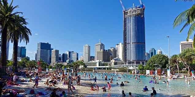 Move to Brisbane as a student