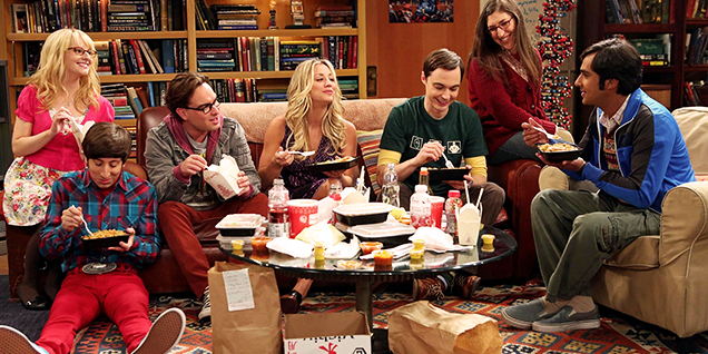 Roommates from Cult TV Shows: The Big Bang Theory