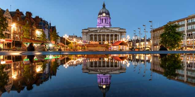 Studying in Nottingham: What to do and where to stay