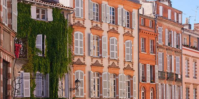 Viertel in Toulouse