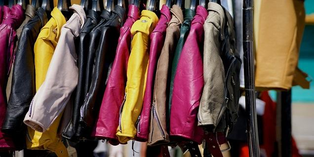The Barter and Sale of Used Clothing